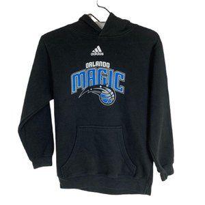 Adidas Orlando Magic Hooded Sweatshirt Hoodie Logo
